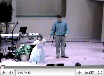 Featured Video: Cinderella -Father's Day Special @ Florence Christian Church