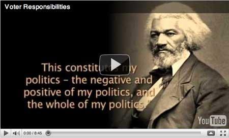 Voter Responsibilities Video