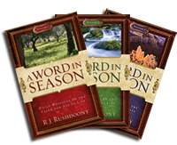 A Word In Season Bundle