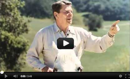Video: Ronald Reagan Tribute