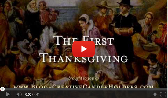Featured Video: The First Thanksgiving