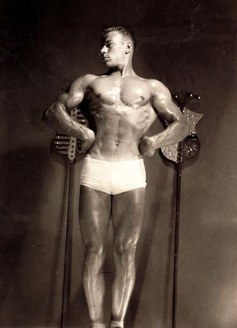 Don Ferrara, Body-builder