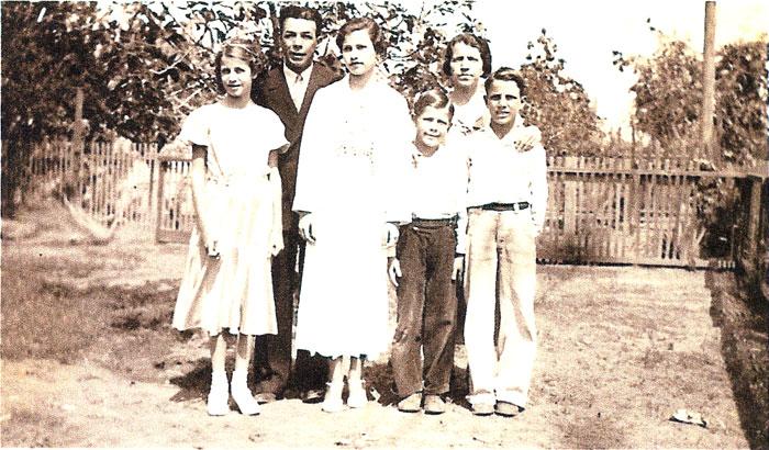 Ferrara family (1935)
