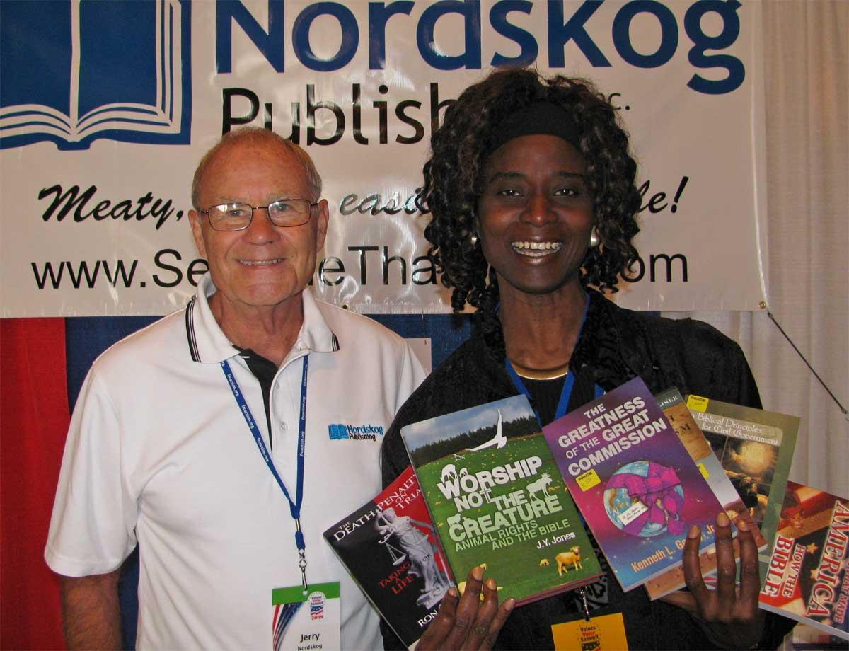 NPI loyal customer at VVS in D.C. Sept. 2009