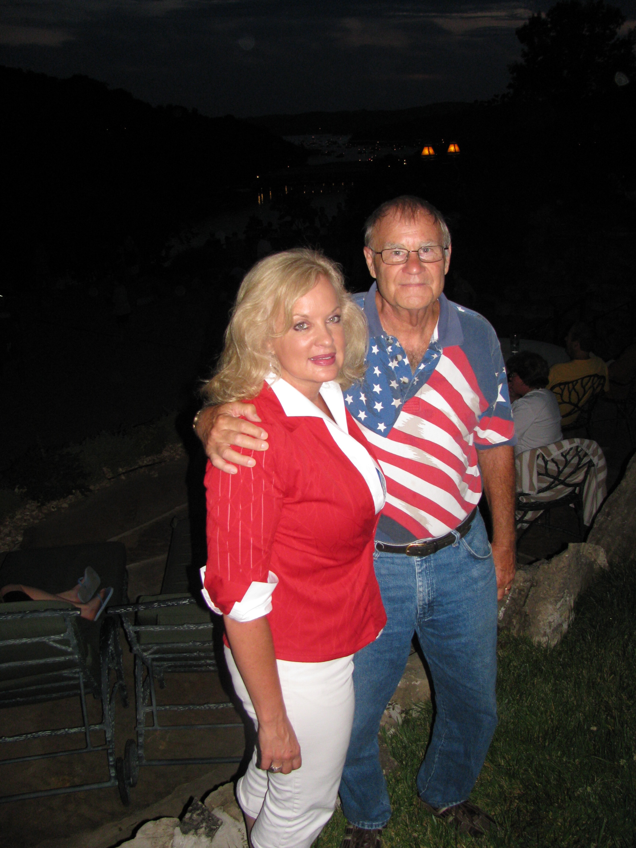 Jerry and Gail Independence Day 2010