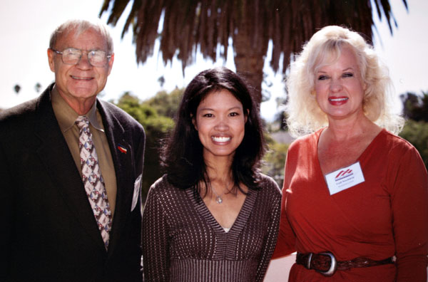 Jerry & Gail with Michelle Malkin