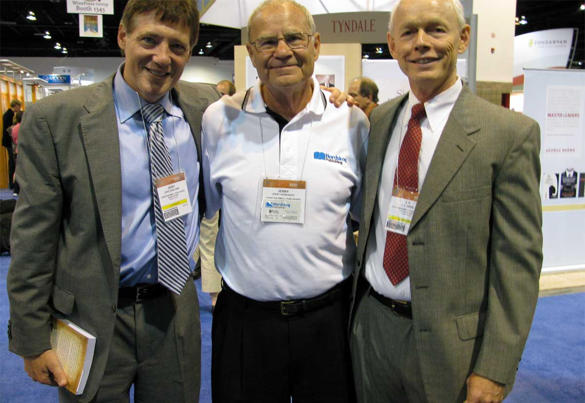 Jerry Newcombe and JY Jones ICRS 2009