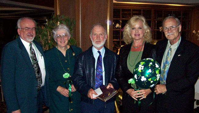 St. Patrick's Day, 2008