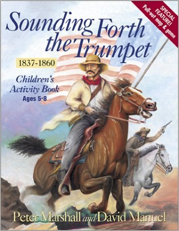 Sounding Forth the Trumpet Activity Book