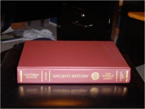 Universal History, Volumes I