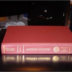 Volume II—Middle History