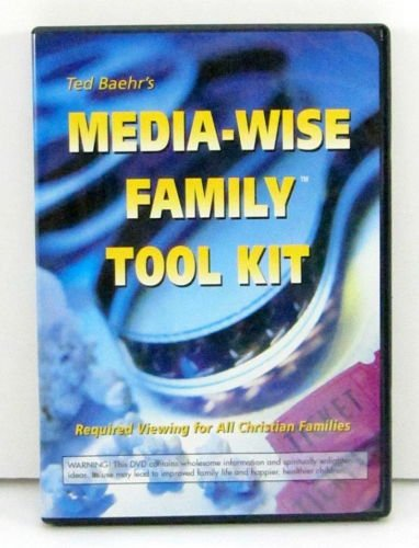 Ted Baehr's Media-Wise Family Tool Kit DVD